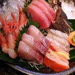 魚料理の店 鮮魚まるふく - 凄いボリューム