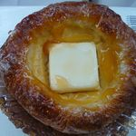 なかぱん - クリームチーズ(¥180)