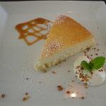 ゴールデンクローバー - ベイクドチーズケーキ☆