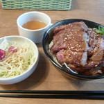 68910940 - ステーキ丼大