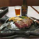 ステーキハウス88 - ステーキとビール