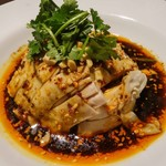 四川料理 天華 - よだれ鶏