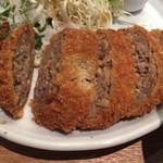 gyuutanyakitodategohandatenariya - 牛タンメンチカツ