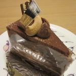 グリンデル・ベルグ - 定番のチョコレートケーキ