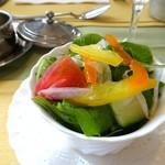 ルガノ - サラダ