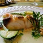 ルガノ - お魚ランチ
