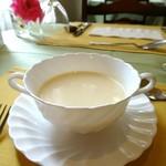 ルガノ - スープ