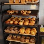 はるくもsun. - いろいろなパンが並んでいます。