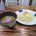 はちれん - つけ麺(730円)
