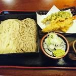 うどん坊 - 料理写真:天付合い盛り