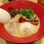 博多一風堂 - 赤丸新味 850円