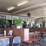 板橋食堂 - 広いです①