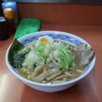 大勝軒 - 料理写真:キャベツラーメン(麺固め)