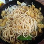 満留賀 - 麺・クローズアップ