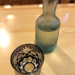 奴寿司 - 月の井「彦市」純米(大洗)