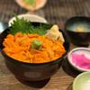 海鮮処 かふか - 料理写真:トップフォト うに丼は蝦夷馬糞海胆で