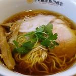 らぁ麺屋 飯田商店 - 醤油ラーメン850円税込