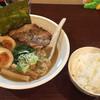 紗々 - 料理写真:白醤油ラーメンとごはん!