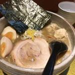 麺屋音 - 特製煮干しラーメン