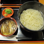 得得 - 料理写真:イベリコ豚釜揚げつけ麺(850円)