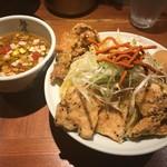 麺屋武蔵 二天 - 冷し二天つけ麺