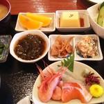 まーくん - 焼き魚定食