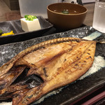 68932689 - ランチ:鯖の定食