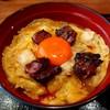 鎌倉 鶏味座 - 料理写真:究極の親子丼(レバー入り1300円)