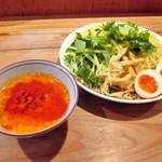 麺処 凪 - 冷ざる担々麺