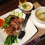 タイレストラン Smile Thailand - カオカームー