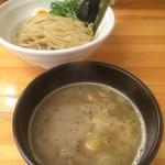いっぽし - つけ麺のつけ汁(2017,6)