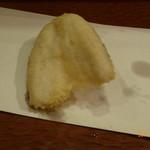 栗天 - 天ぷら:逗子小坪産きす
