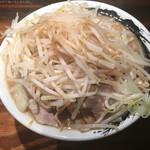 のスたOSAKA - 賄い醤油ラーメン(´∀`)煮豚マシ