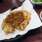 鳥小屋 - 納豆天ぷら