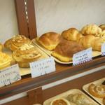 ブーランジェリー・セブール - 菓子パン