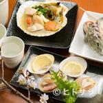 貝料理専門店 磯ばし - 貝の旨味が存分に味わえる『貝の浜焼き』は飽きのこない味わい