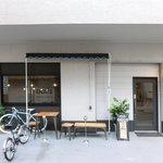 cafe OGU1 - 外観の風景です