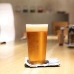 大阪うなぎ組 - 生ビール 500円