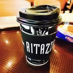 caffe ritazza - ドリンク写真:アメリカンコーヒー!!
