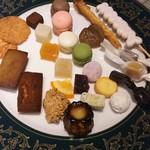 グリシーヌ - 小菓子全部セレクトの図