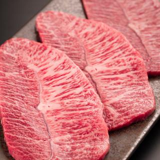 国産黒毛和牛と「西麓牛(神奈川県産)」にこだわり