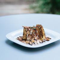Gardens Pasta Cafe ONS - 日本一のたまごを使用したチョコレートシフォンケーキ