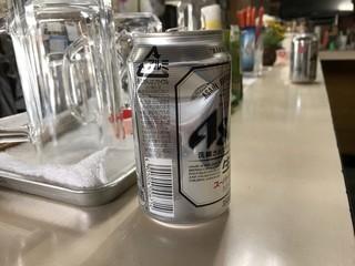松井酒店 - 2017年6月 缶ビール