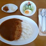 カレー らいず - 料理写真:カツカレー(680円)