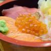 鮨 くらまさ - 料理写真:北海丼@税込1,100円