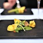 イル プロフーモ - ブラ(チーズ)を詰めたトルテッリ