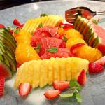 ヴェンタリオ - 季節のフルーツセレクション