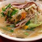 68953438 - 野菜ラーメン(800円)