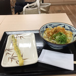 丸亀製麺 - いつもながら美味しそう〜♡
