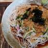豊年屋 - 料理写真:冷やしたぬきそば 750円
